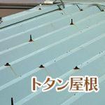 トタン屋根の外壁塗装について
